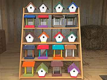 Poly Birdhouses